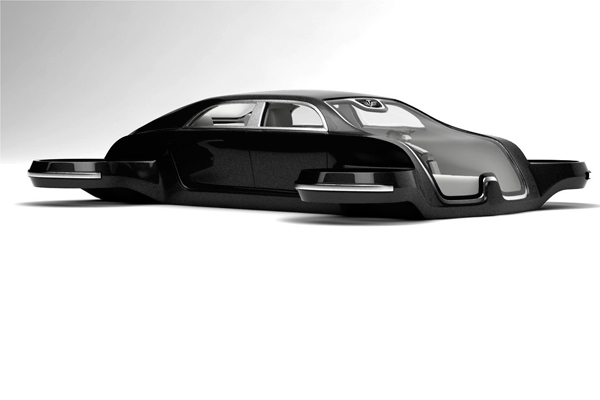 Квадрамобиль Tesla model T фото-3