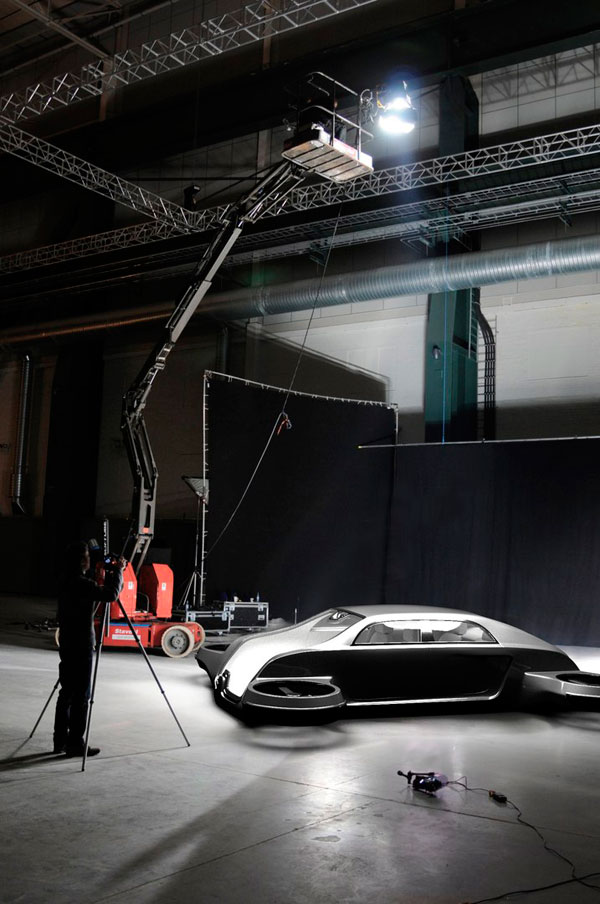 Квадрамобиль Tesla model T фото-5